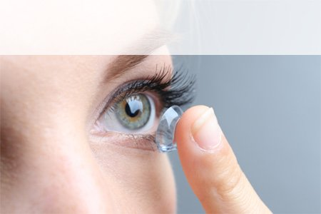 Contact Lenses at Sherwood Park Eye Centre